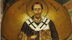 26 ноября — день памяти святителя Иоанна Златоуста