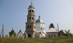 Село Никольское, Южа