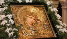4 ноября — народный праздник Казанская осенняя в честь Казанской иконы Божией Матери
