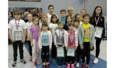 Вязниковцы приняли участие в соревнованиях по плаванию в Радужном