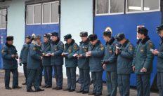 Начальники пожарно-спасательных гарнизонов собрались в Гороховце