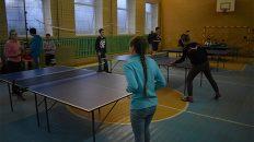В Никологорах прошли соревнования по настольному теннису