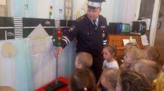 В Вязниках полицейские рассказали детям о правилах дорожного движения
