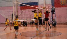 Районный  турнир по волейболу среди женских команд