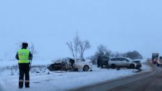 В ДТП на трассе в 33-м регионе погибли люди