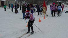 В Вязниках открыли лыжный сезон