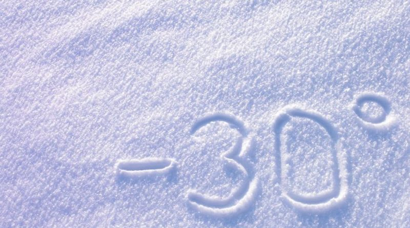 зима,мороз,холод,снег,минус 30,-30,