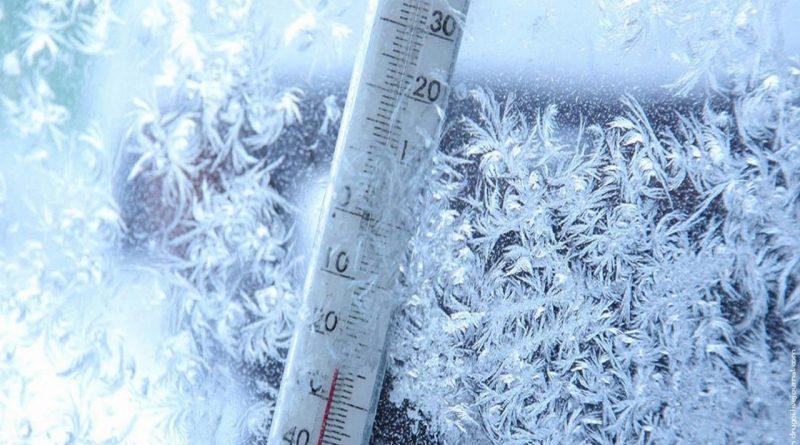 мороз,минус 20,термометр,