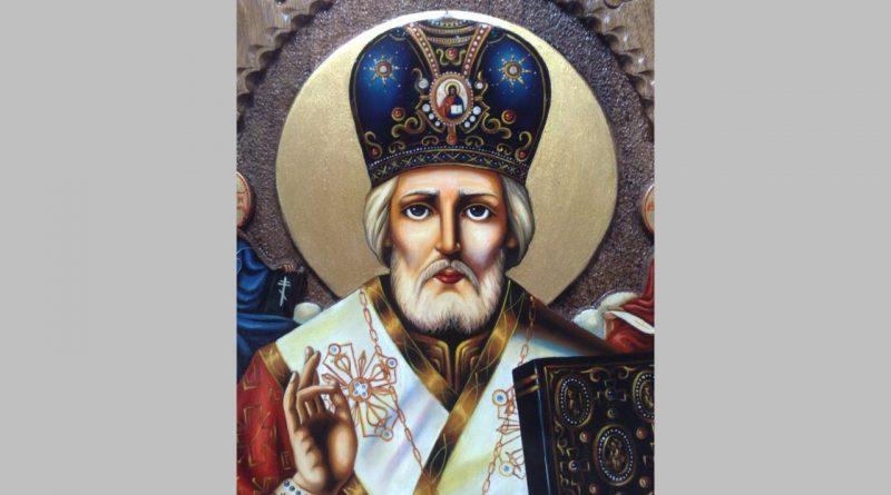 Николай Угодник,Николай Чудотворец,святой Николай,икона,