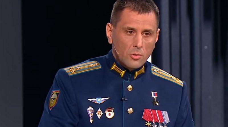 Селиверстов Владимир Вячеславович,Герой России,