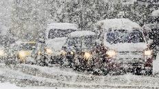 В регионе ожидается сильный снегопад