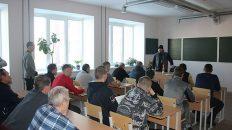 Протоиерей Александр Столяров, чемпион СССР по каратэ, встретился с осуждёнными