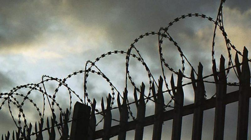 тюрьма,колония,колючая проволока,места лишения свободы,