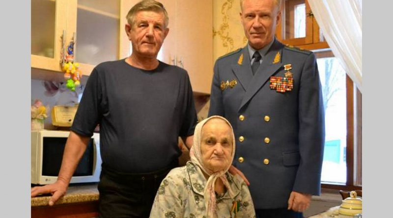 Анна Федоровна Озернова,