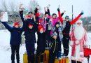 Новогодняя гонка в Вязниках
