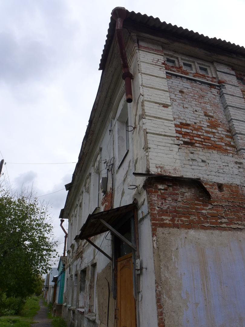 Вязники, улица Сергиевских,