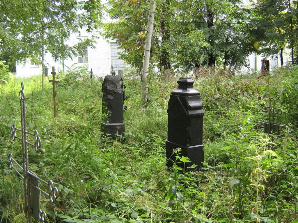 Вязники,Покровское кладбище,