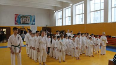 Photo of В Вязниках состоялся турнир по киокусинкай