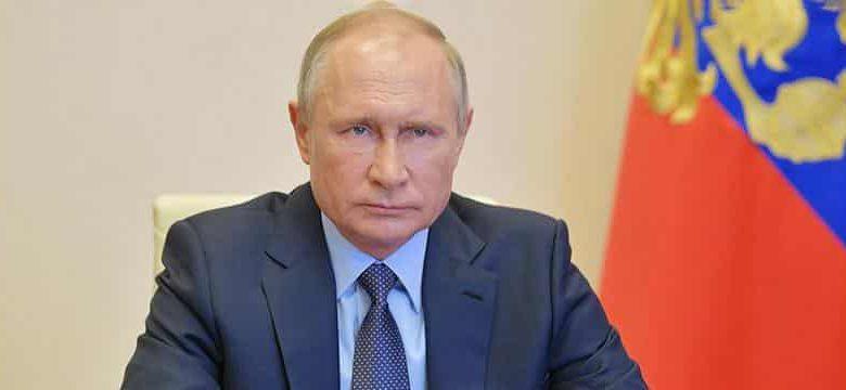 Владимир Путин обратится с большим выступлением к россиянам