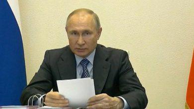 Photo of Путин продлил режим нерабочих дней в стране до 11 мая 2020 года