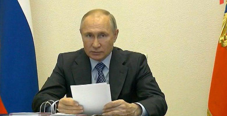 Путин продлил режим нерабочих дней в стране до 11 мая 2020 года
