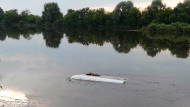 Photo of ГАЗель с людьми съехала с обрыва в Клязьму и затонула