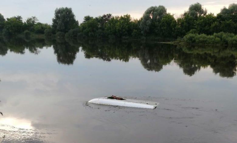 Ковров Клязьма утонула ГАЗель,