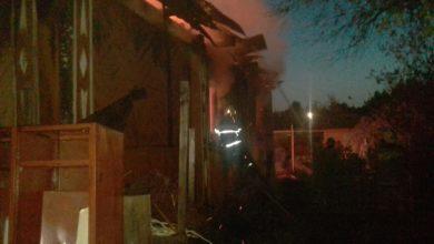 Photo of Мать и сын погибли на пожаре