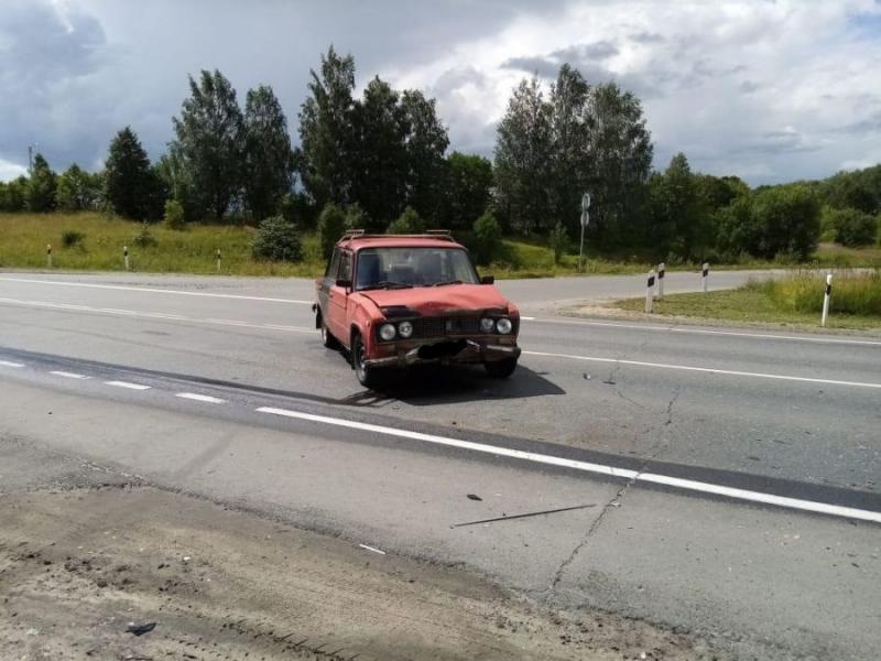 ДТП Суздальский район 23.07.2020