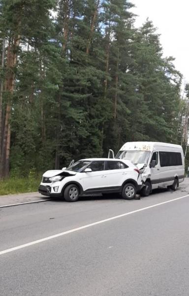 ДТП Вязниковский район 25.07.2020