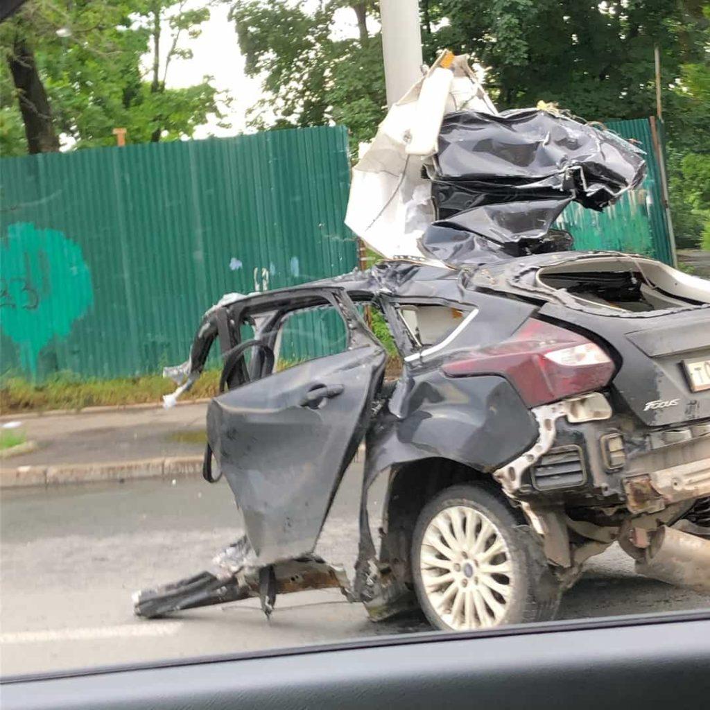 город Владимир ДТП 04.07.2020,