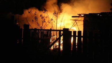 Photo of Отомстил сожительнице и поджёг её сарай