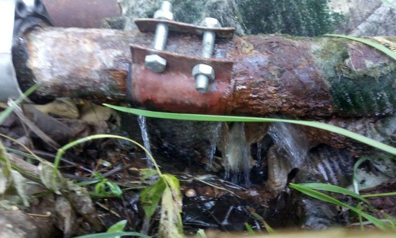 металлистов вязники течет вода,