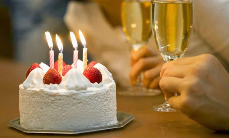 день рождения,