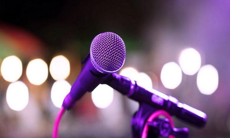 микрофон,петь в караоке,караоке,