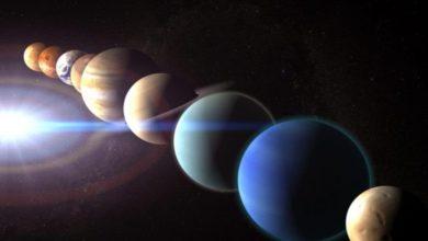 Photo of В августе можно наблюдать парад планет