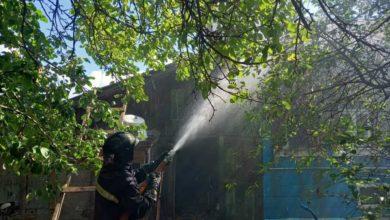 Photo of В Никологорах сгорел частный жилой дом
