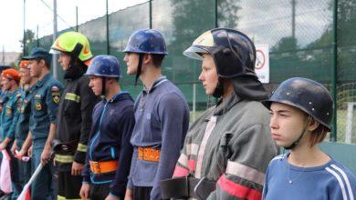 Photo of Вязниковские школьники принимают участие в XXI межрегиональном полевом лагере «Юный спасатель»