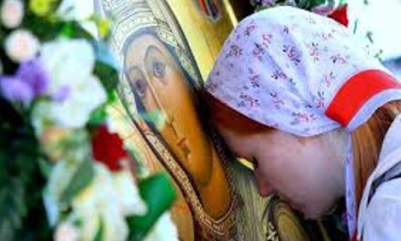 Успение Пресвятой Богородицы,