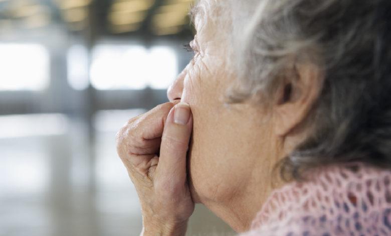 пожилая женщина,пожилой возраст,режим самоизоляции для пожилого возраста,