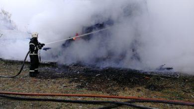 Photo of В Никологорах сгорел жилой дом
