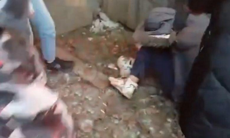 Александров подростки избиение,