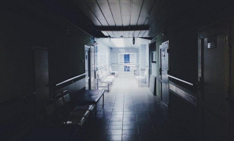 больничный ночной коридор,ночной коридор в больнице,ночь больница коридор,ночь больница,