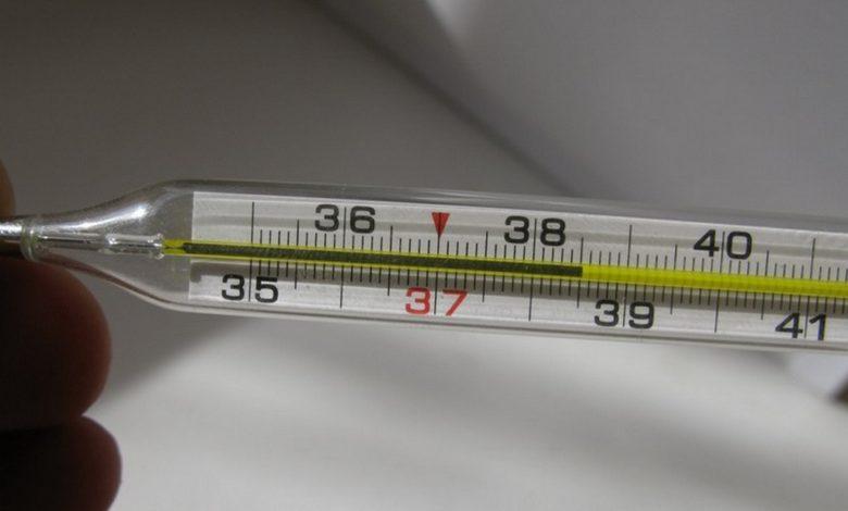 градусник,Ртутный градусник 38.5
