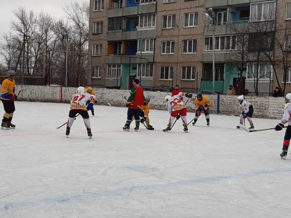 хоккей Вязники,