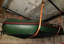 Photo of В ГИМС рассказали, как хранить лодки в зимний период