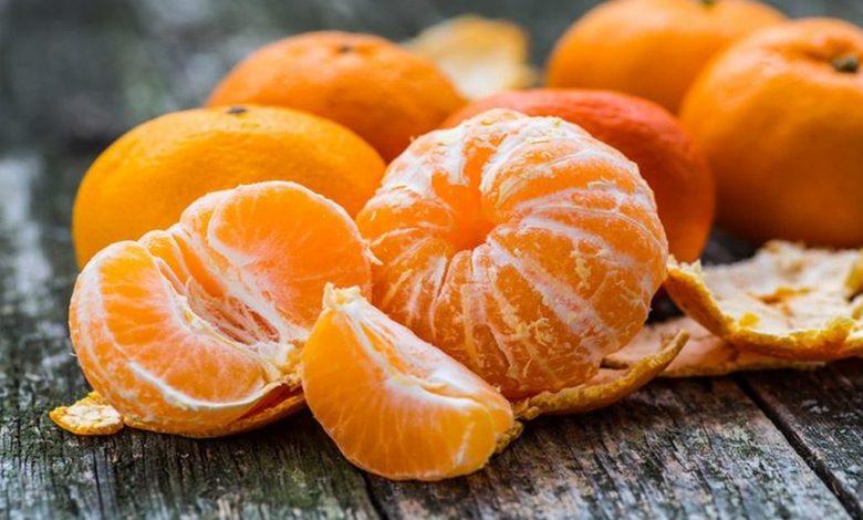 мандарины,