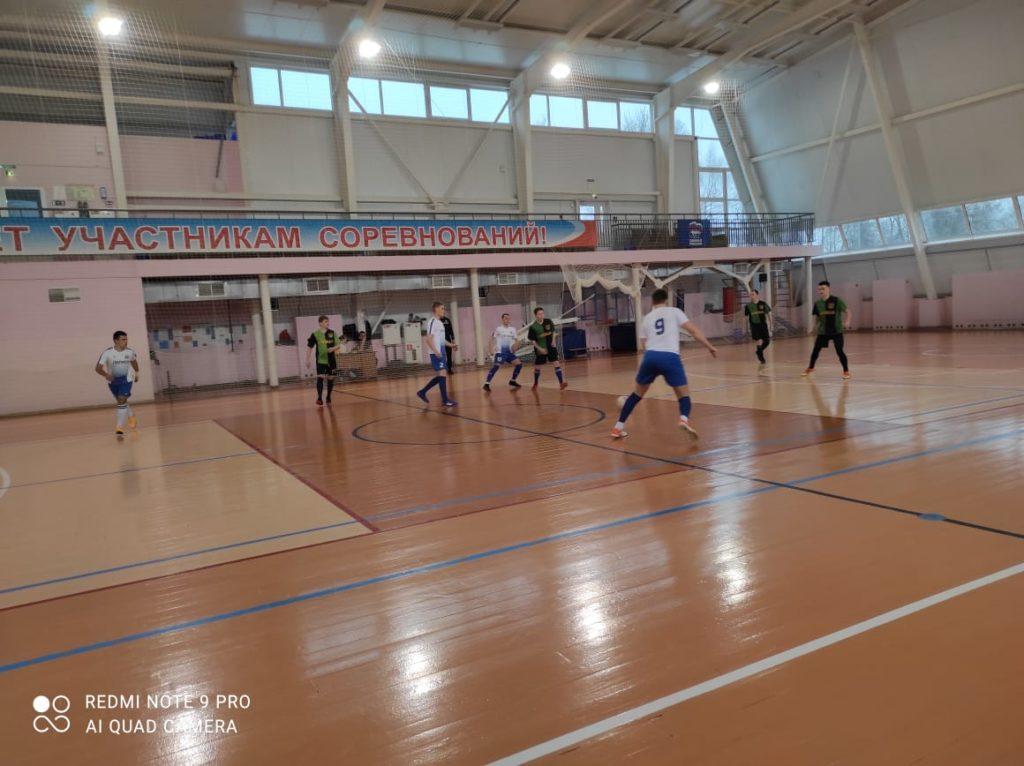 мини-футбол Вязники 1 тур Кубок Вязниковского района 2020,