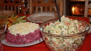 Photo of Подсчитана стоимость оливье и селедки под шубой к новогоднему столу