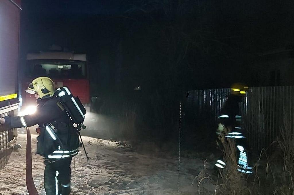 пожар Фрязино Судогодский район,